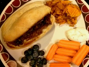 french dip dinner