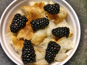 More blackberries.